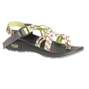 Chacos ZX2 Classic Sandals in Prism Yellow